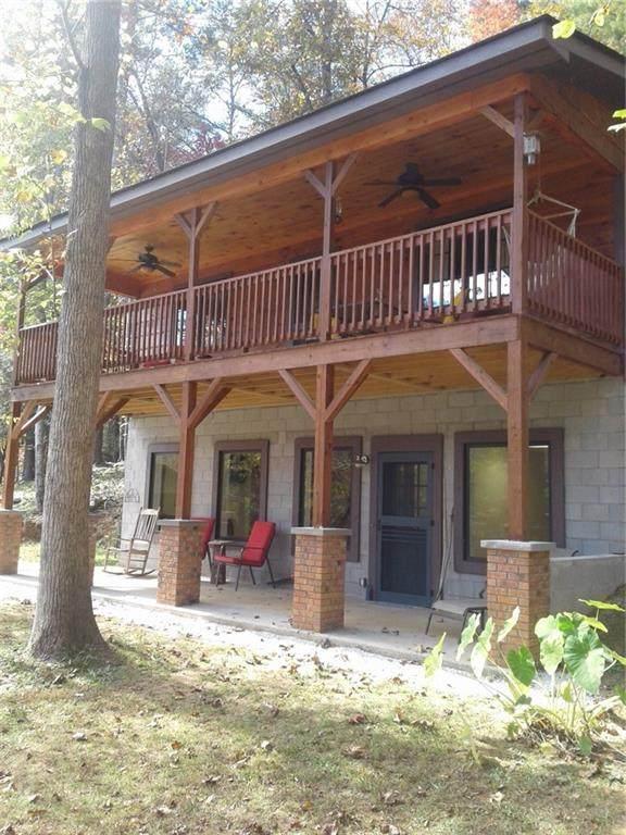 217 Hickory Ridge, Mountain  Rest, SC 29664 (#20244762) :: The Robby Brady Team