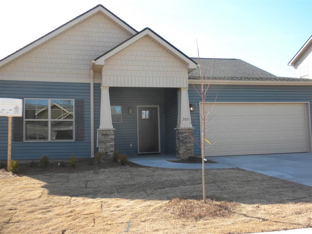 305 Sliding Rock Drive, Pendleton, SC 29670 (MLS #20178603) :: Les Walden Real Estate