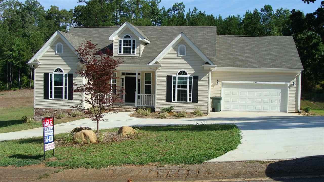 208 Julius Street, Seneca, SC 29678 (MLS #20178785) :: Les Walden Real Estate