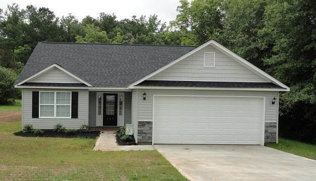 201 Ridgecrest Way Ridgecrest Way, Williamston, SC 29697 (MLS #20189499) :: Tri-County Properties