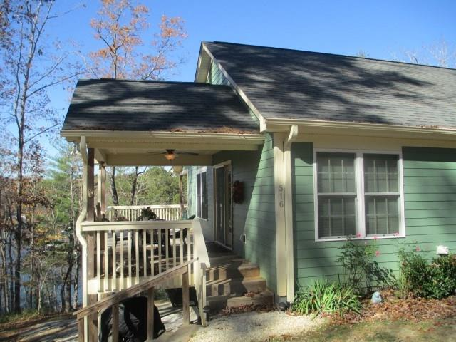 516 Lisa Lane, Mountain  Rest, SC 29664 (MLS #20193700) :: Tri-County Properties