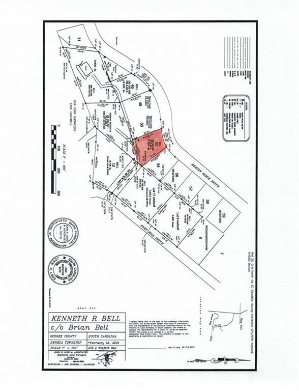 15077 Beacon Ridge Drive, Seneca, SC 29671 (MLS #20195507) :: Les Walden Real Estate