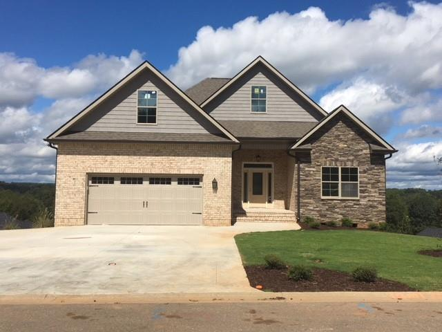 1037 Tuscany Drive Drive, Anderson, SC 29621 (MLS #20206236) :: Tri-County Properties