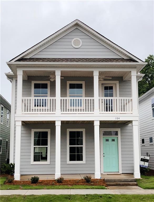 104 Fuller Estate Drive, Clemson, SC 29631 (MLS #20207739) :: Les Walden Real Estate