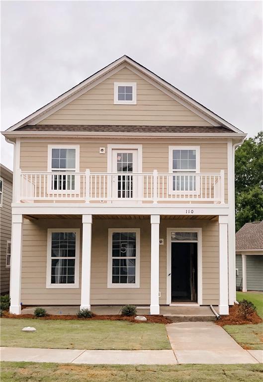110 Fuller Estate Drive, Clemson, SC 29631 (MLS #20207740) :: Les Walden Real Estate