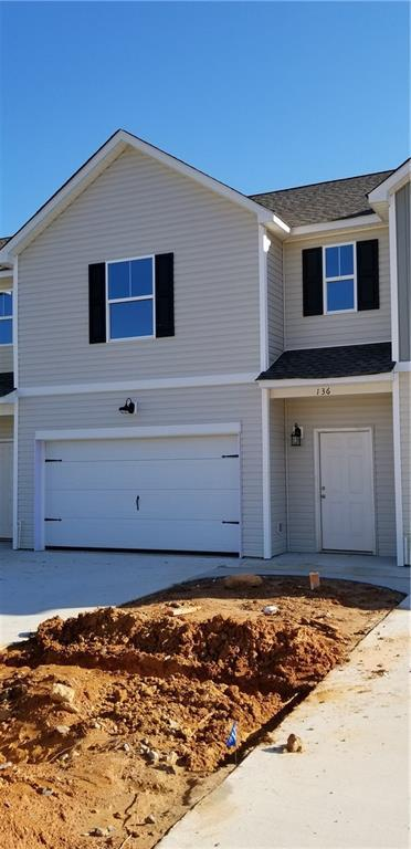 136 Heritage Place Drive, Pendleton, SC 29670 (MLS #20207935) :: The Powell Group of Keller Williams