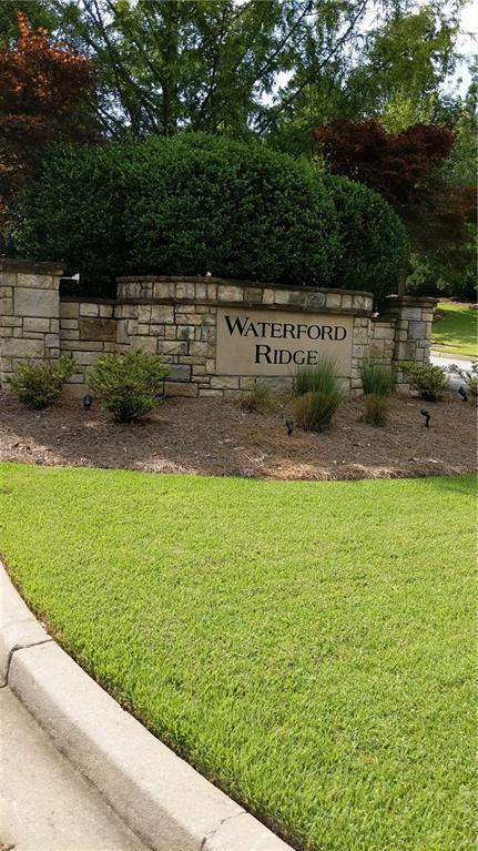 Lot 43 Waterford Ridge, Seneca, SC 29672 (#20219790) :: Connie Rice and Partners