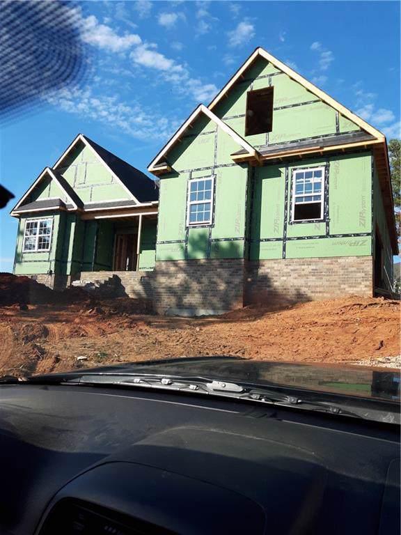 14 Puckett Mill Way, Central, SC 29630 (MLS #20220724) :: Tri-County Properties at KW Lake Region