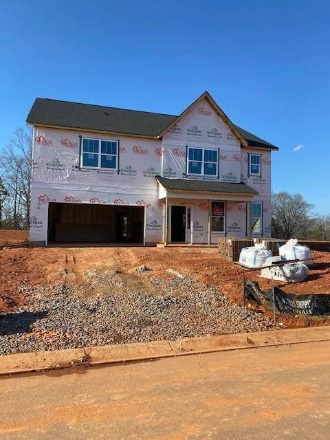 308 Valley Oak Drive, Belton, SC 29627 (MLS #20235298) :: Les Walden Real Estate