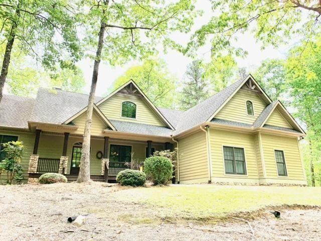 106 Youngdeer Trail, Sunset, SC 29685 (MLS #20239082) :: Les Walden Real Estate