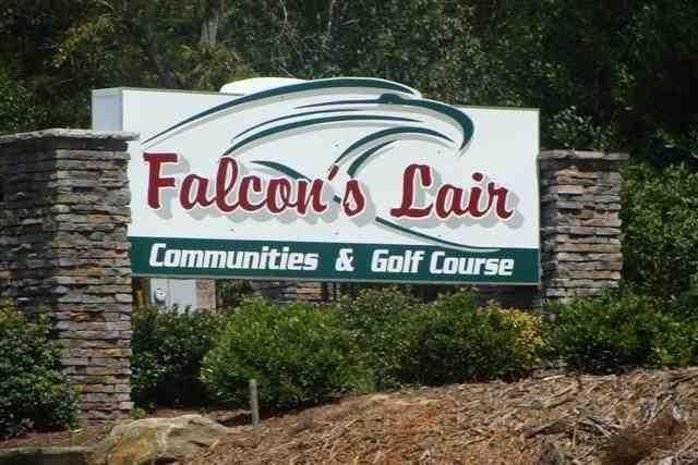 Lot 33 Falcons Lair West Drive, Walhalla, SC 29691 (MLS #20185585) :: The Powell Group of Keller Williams