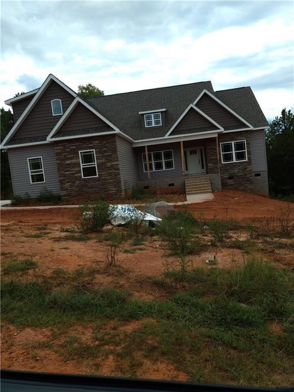 1 Puckett Mill Way, Central, SC 29630 (MLS #20204353) :: The Powell Group of Keller Williams