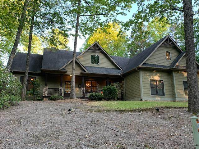 106 Youngdeer Trail, Sunset, SC 29685 (MLS #20239082) :: Lake Life Realty