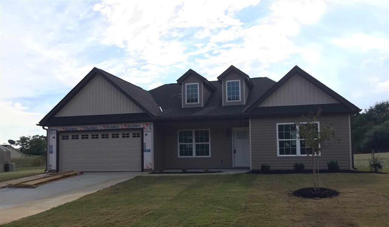 1006 Stoneham Circle, Anderson, SC 29626 (MLS #20179248) :: Les Walden Real Estate