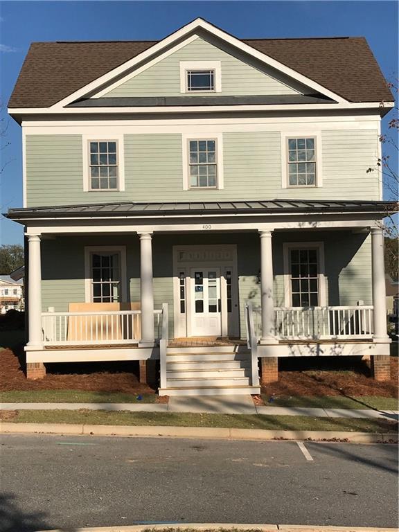400 N Anna Maria Boulevard, Clemson, SC 29631 (MLS #20204698) :: The Powell Group of Keller Williams