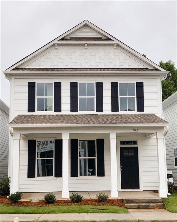 102 Fuller Estate Drive, Clemson, SC 29631 (MLS #20205351) :: Les Walden Real Estate