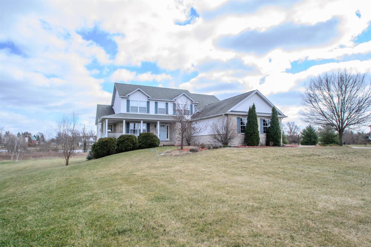 3284 Fieldstone Drive, Dexter, MI 48130 (MLS #3246838) :: Berkshire Hathaway HomeServices Snyder & Company, Realtors®