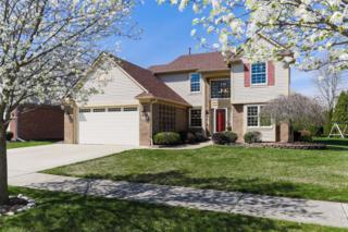 44338 Nowland Drive, Canton, MI 48188 (MLS #3248020) :: Berkshire Hathaway HomeServices Snyder & Company, Realtors®