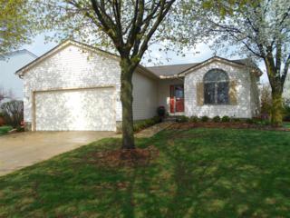 644 Berkshire Drive, Saline, MI 48176 (MLS #3248081) :: Berkshire Hathaway HomeServices Snyder & Company, Realtors®