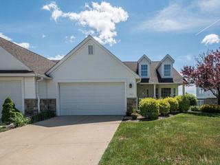 1311 Nottington Court, Ann Arbor, MI 48103 (MLS #3248960) :: Berkshire Hathaway HomeServices Snyder & Company, Realtors®