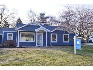 8877 Brookline Avenue, Plymouth, MI 48170 (MLS #R217012407) :: Berkshire Hathaway HomeServices Snyder & Company, Realtors®