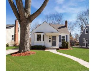 390 Pacific Street, Plymouth, MI 48170 (MLS #R217021923) :: Berkshire Hathaway HomeServices Snyder & Company, Realtors®