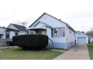 17285 Flora, Melvindale, MI 48122 (MLS #R217022286) :: Berkshire Hathaway HomeServices Snyder & Company, Realtors®