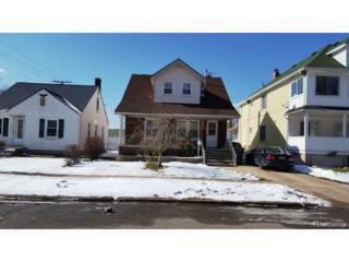 1588 Ethel Avenue, Lincoln Park, MI 48146 (MLS #R217022287) :: Berkshire Hathaway HomeServices Snyder & Company, Realtors®