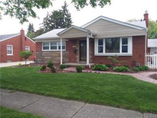 17620 Snow Avenue, Dearborn, MI 48124 (MLS #R217022291) :: Berkshire Hathaway HomeServices Snyder & Company, Realtors®