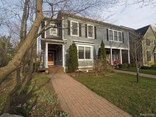 1113 Lincoln Avenue, Ann Arbor, MI 48104 (MLS #R217028689) :: Berkshire Hathaway HomeServices Snyder & Company, Realtors®