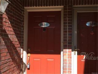 28341 Carlton Way Drive #28, Novi, MI 48377 (MLS #R217042381) :: The Toth Team