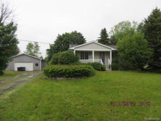 25951 Prinz Road, Richmond, MI 48062 (MLS #R217043678) :: Berkshire Hathaway HomeServices Snyder & Company, Realtors®