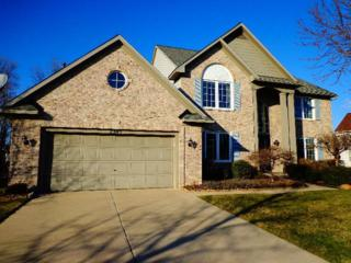 2345 Hickory Point Drive, Ann Arbor, MI 48105 (MLS #3246819) :: Berkshire Hathaway HomeServices Snyder & Company, Realtors®