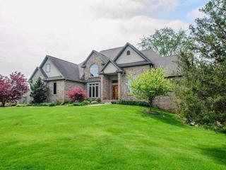 8590 Cedar Hills Drive, Dexter, MI 48130 (MLS #3248977) :: The Toth Team