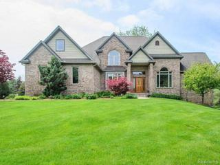 8590 Cedar Hills Drive, Dexter, MI 48130 (MLS #R217041023) :: The Toth Team