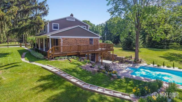6060 Hickory Lane, Dexter, MI 48130 (MLS #3250250) :: The Toth Team