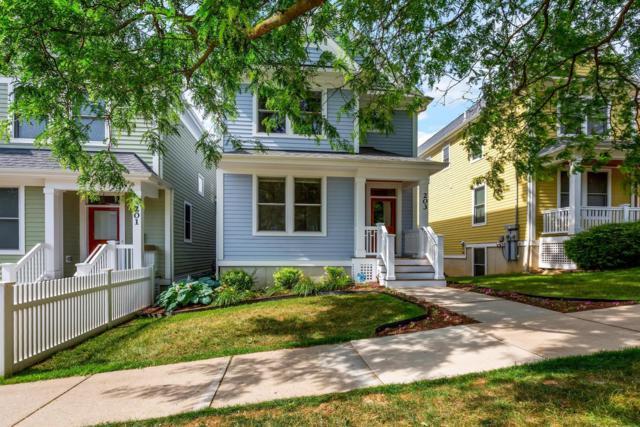 203 W Summit Street, Ann Arbor, MI 48103 (MLS #3250556) :: Berkshire Hathaway HomeServices Snyder & Company, Realtors®