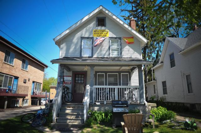 419 Benjamin Street, Ann Arbor, MI 48104 (MLS #3250608) :: The Toth Team