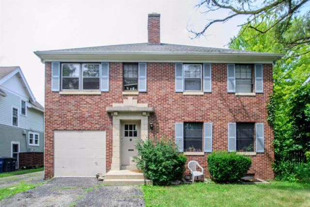1518 Golden Avenue, Ann Arbor, MI 48104 (MLS #3250620) :: The Toth Team