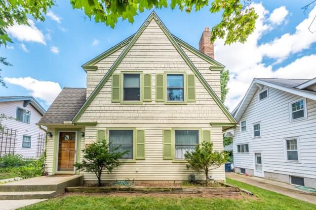 211 Buena Vista Avenue, Ann Arbor, MI 48103 (MLS #3250656) :: The Toth Team