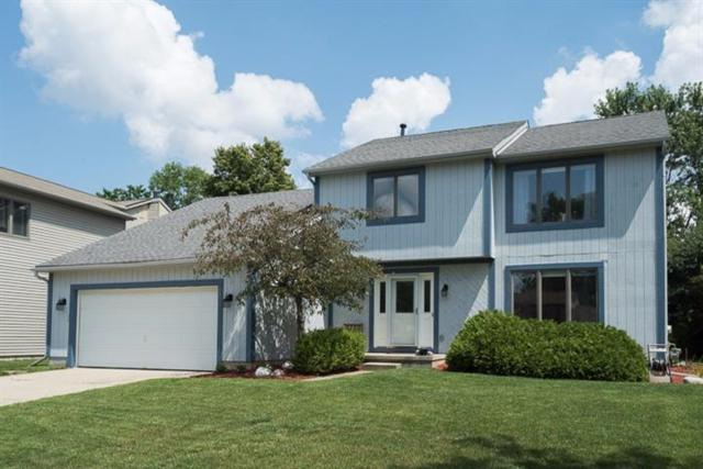 647 Trego Circle, Ann Arbor, MI 48103 (MLS #3250705) :: The Toth Team