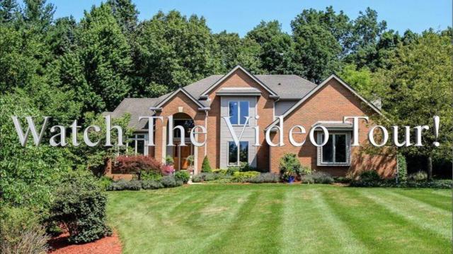7642 Quail Ridge, Dexter, MI 48130 (MLS #3250802) :: Berkshire Hathaway HomeServices Snyder & Company, Realtors®
