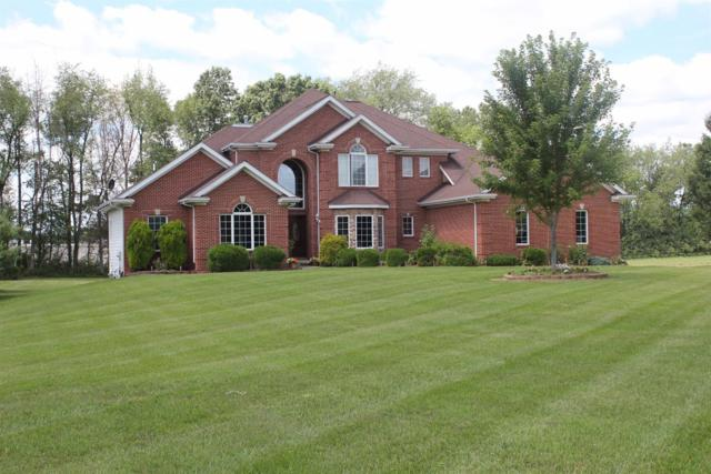 955 Marshall Lakes Drive, Dexter, MI 48130 (MLS #3250816) :: The Toth Team