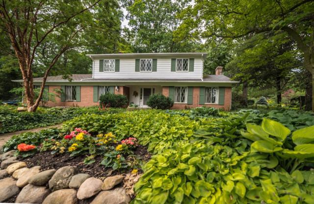 2351 E Delhi Road, Ann Arbor, MI 48103 (MLS #3250817) :: The Toth Team