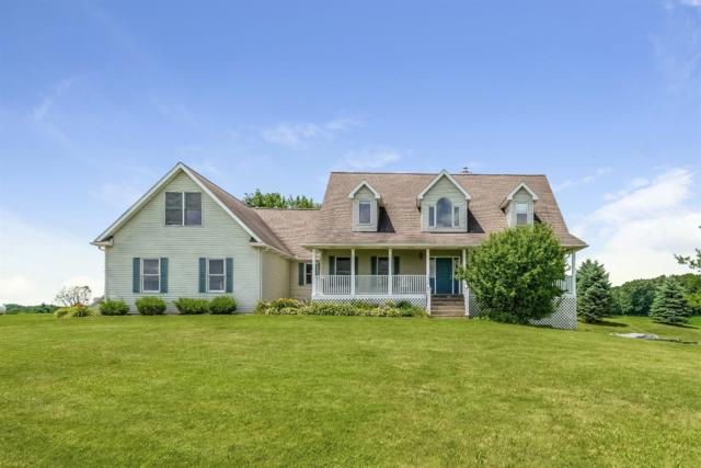 843 N Parker Road, Dexter, MI 48130 (MLS #3250821) :: The Toth Team