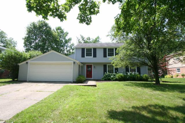3542 Larchmont Drive, Ann Arbor, MI 48105 (MLS #3250831) :: Berkshire Hathaway HomeServices Snyder & Company, Realtors®
