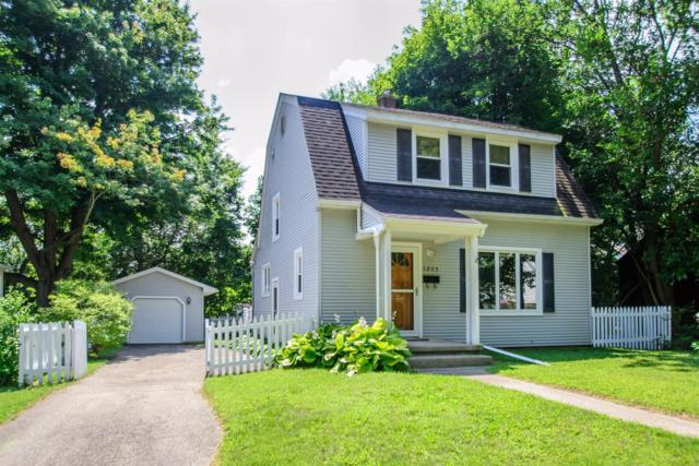 1205 Paul Street, Ann Arbor, MI 48103 (MLS #3250948) :: The Toth Team