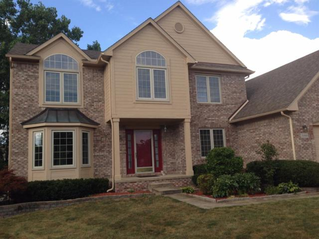 3100 Tiger Lily Court, Pittsfield, MI 48103 (MLS #3251317) :: The Toth Team