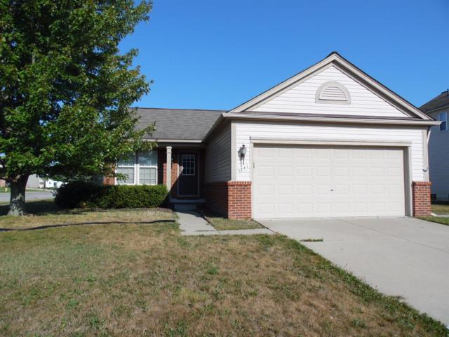 7841 Berwick Drive, Ypsilanti, MI 48197 (MLS #3251521) :: The Toth Team