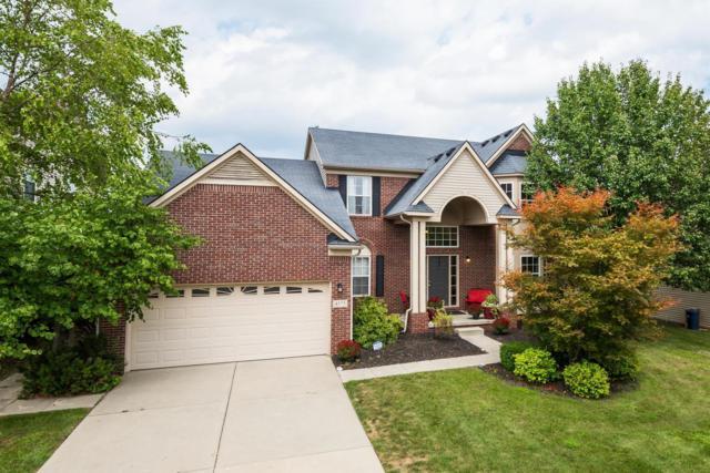 4575 Nutmeg Drive, Ypsilanti, MI 48197 (MLS #3251667) :: Berkshire Hathaway HomeServices Snyder & Company, Realtors®